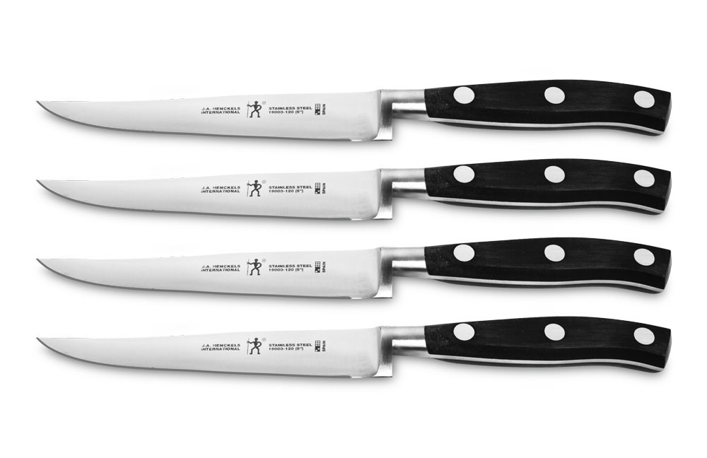 Henckels International Classic Forged Steak Knife Set 4