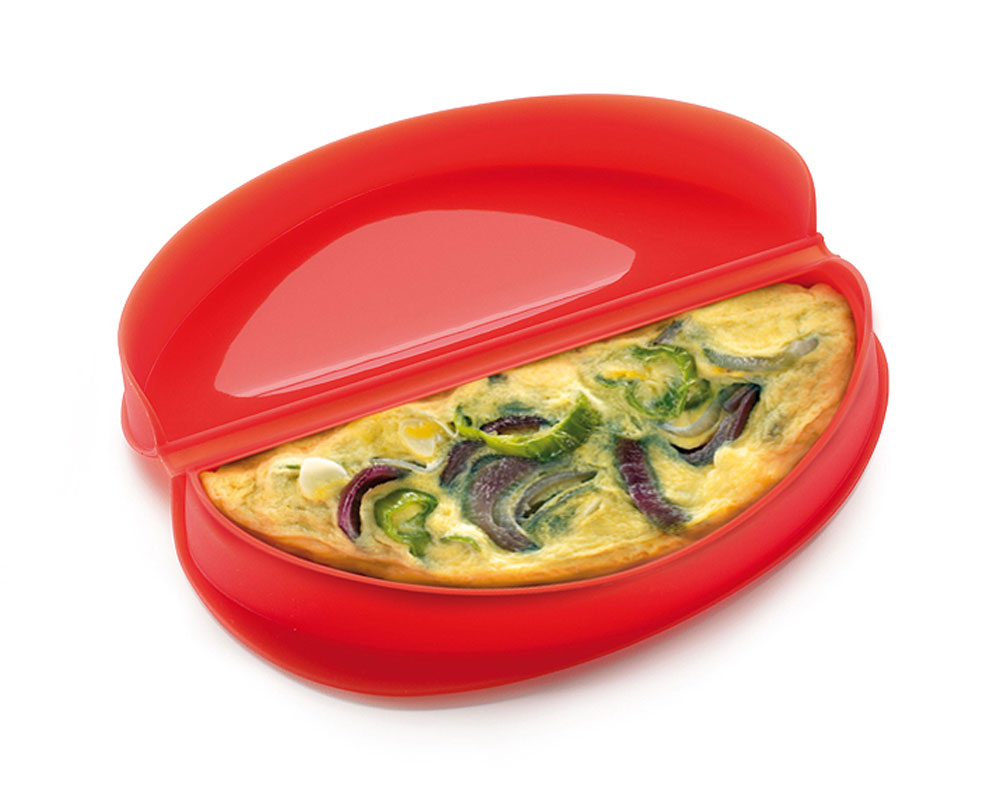 Lekue Silicone Microwave Omelette Maker Cutlery And More