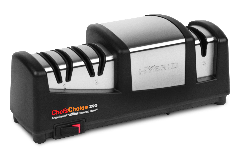 Chef S Choice Model 290 Hybrid Angleselect Diamond Hone