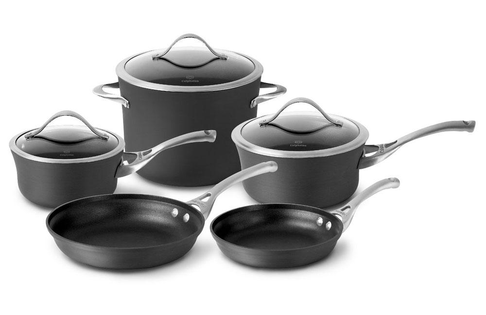 Calphalon Contemporary Nonstick Cookware Set 8 Piece