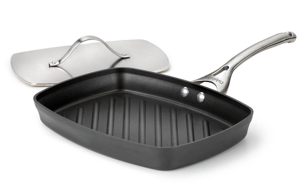 Calphalon Contemporary Nonstick Panini Pan With Press 12