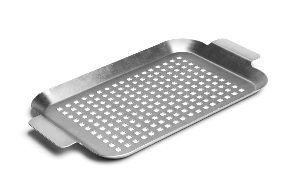 Charcoal Companion Stainless Steel Perforated Grill Grid