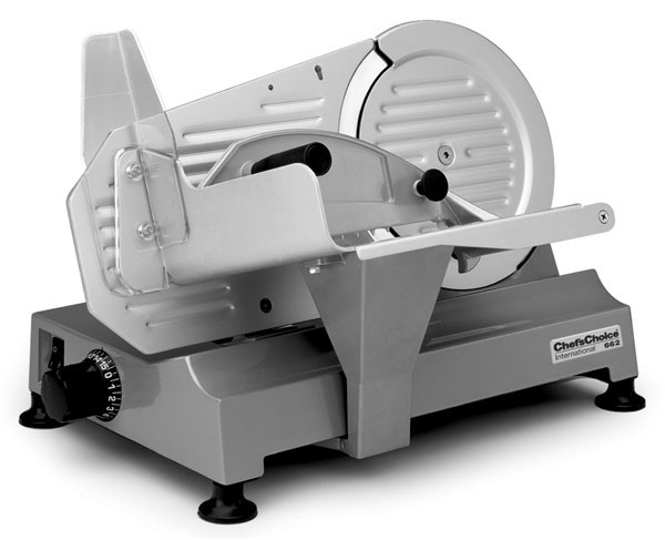 Chef S Choice Model 662 Professional Electric Food Slicer