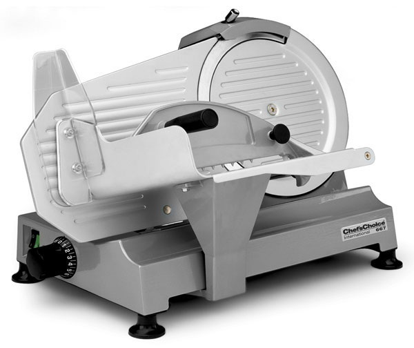 Chef S Choice Model 667 Professional Electric Food Slicer