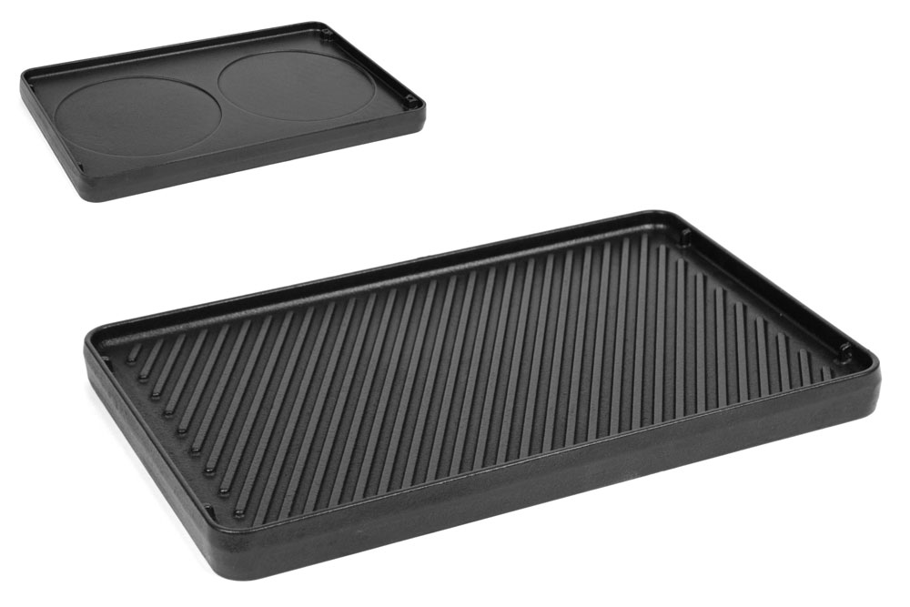 Swissmar Cast Iron Reversible Grill Plate For Classic