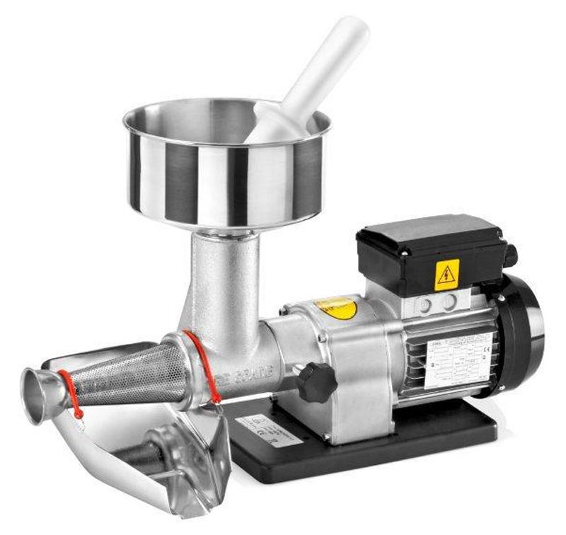 Tre Spade Spremito Electric Tomato Press Amp Strainer