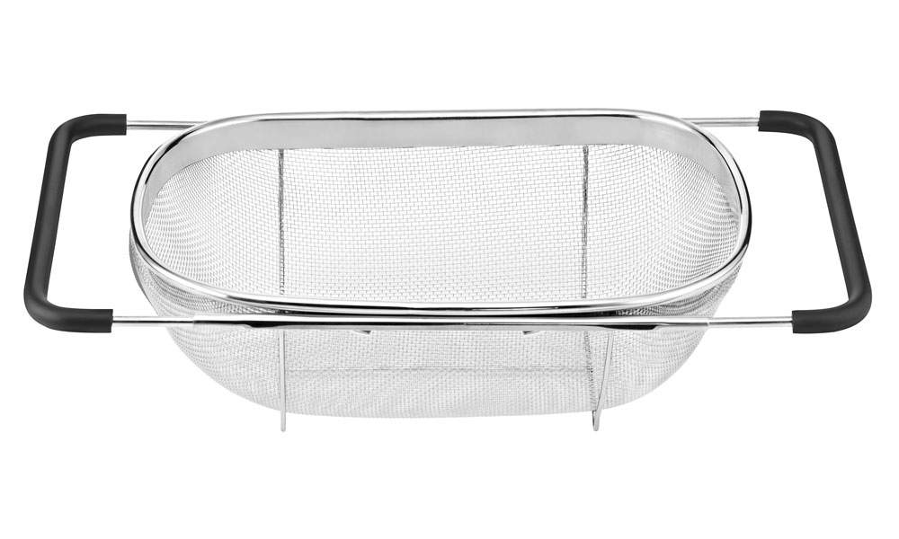 Cuisinart Stainless Steel Over The Sink Colander Cutlery