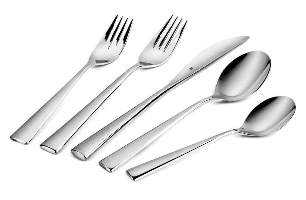 Wmf no 1 stainless steel flatware set 44 piece cutlery and more - Wmf silverware ...
