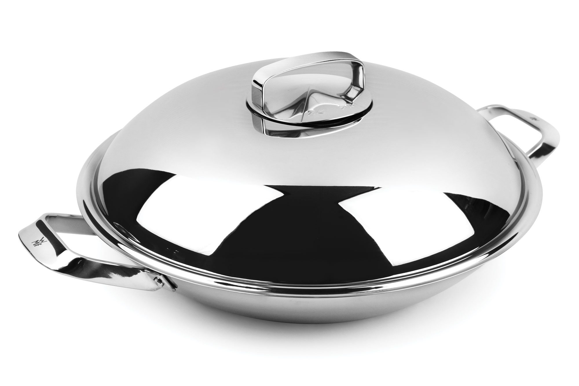 Wmf Multi Ply Stainless Steel Wok 14 Inch Cutlery And More