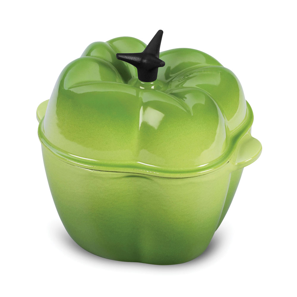 Le Creuset Cast Iron Bell Pepper Casserole 2 25 Quart