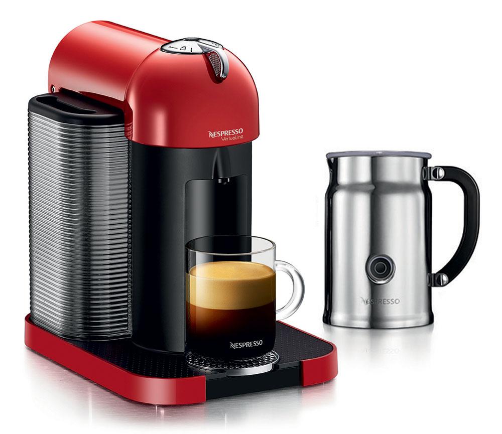 Nespresso Vertuoline Coffee Amp Espresso Maker With