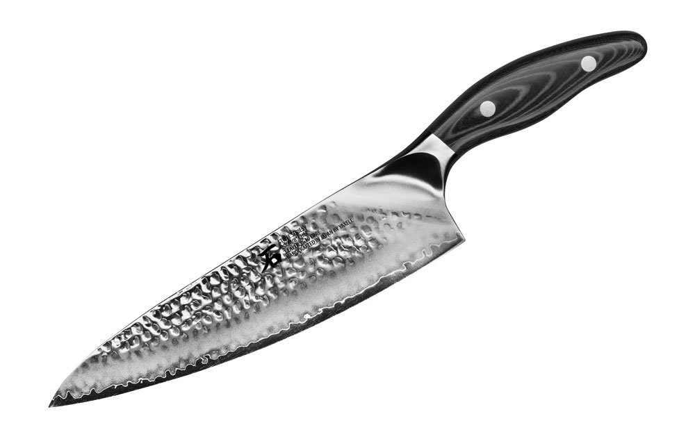 Curtis Stone Stone Series Chef S Knife 8 Inch Cutlery