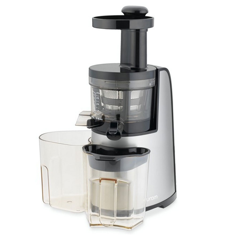 Hurom Slow Juicer Images : Hurom HH Elite Slow Juicer, Silver Cutlery and More