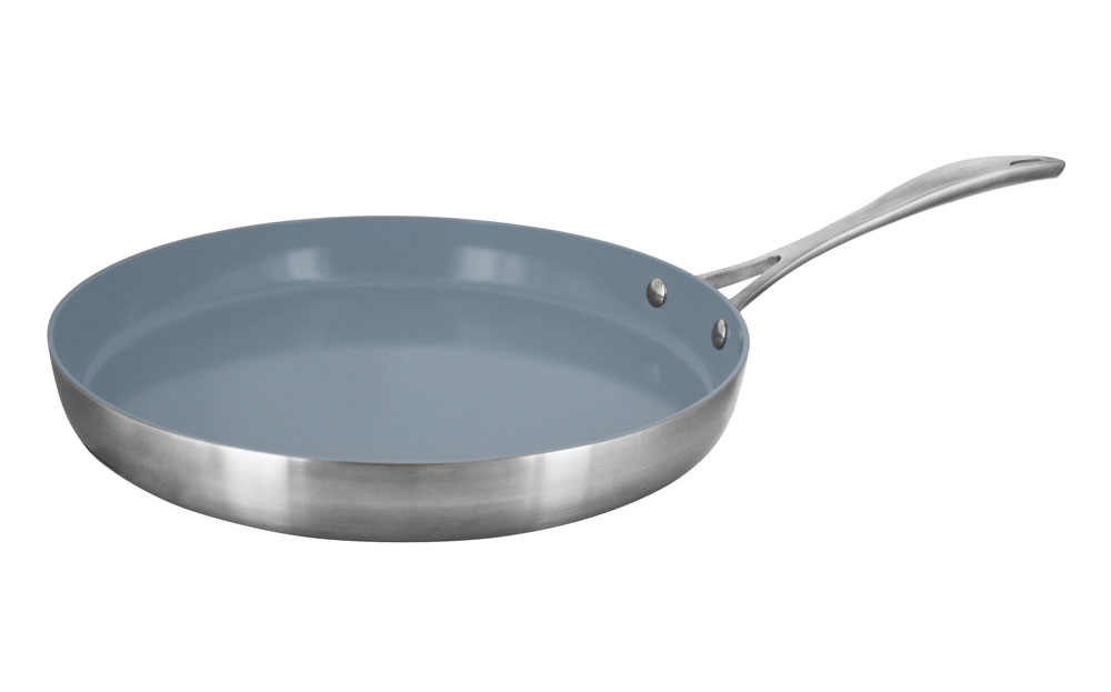 Zwilling J A Henckels Spirit Ceramic Nonstick Stainless