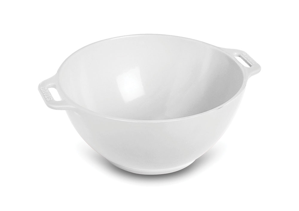 Staub Ceramic Small Serving Bowl 7 Quot White Cutlery And More