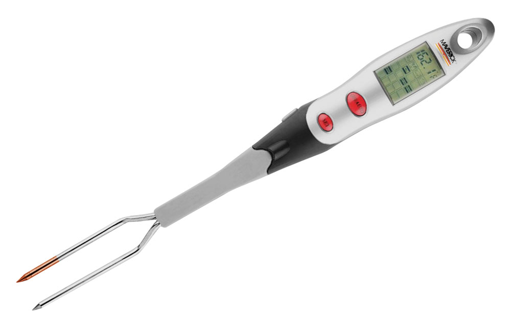 Maverick Redifork Pro Digital Bbq Fork Thermometer With