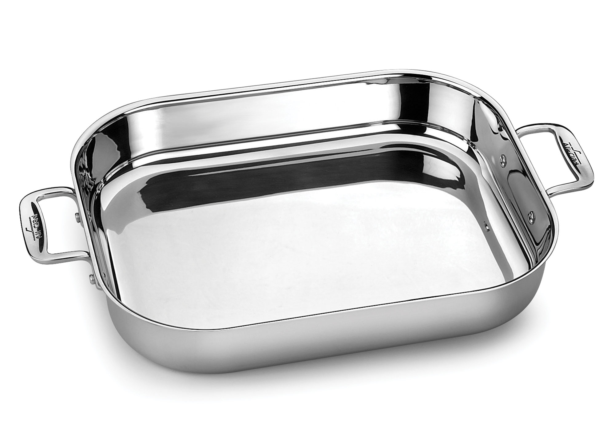 All Clad Stainless Steel Lasagna Pan 14 5 X 11 75 X 2 5