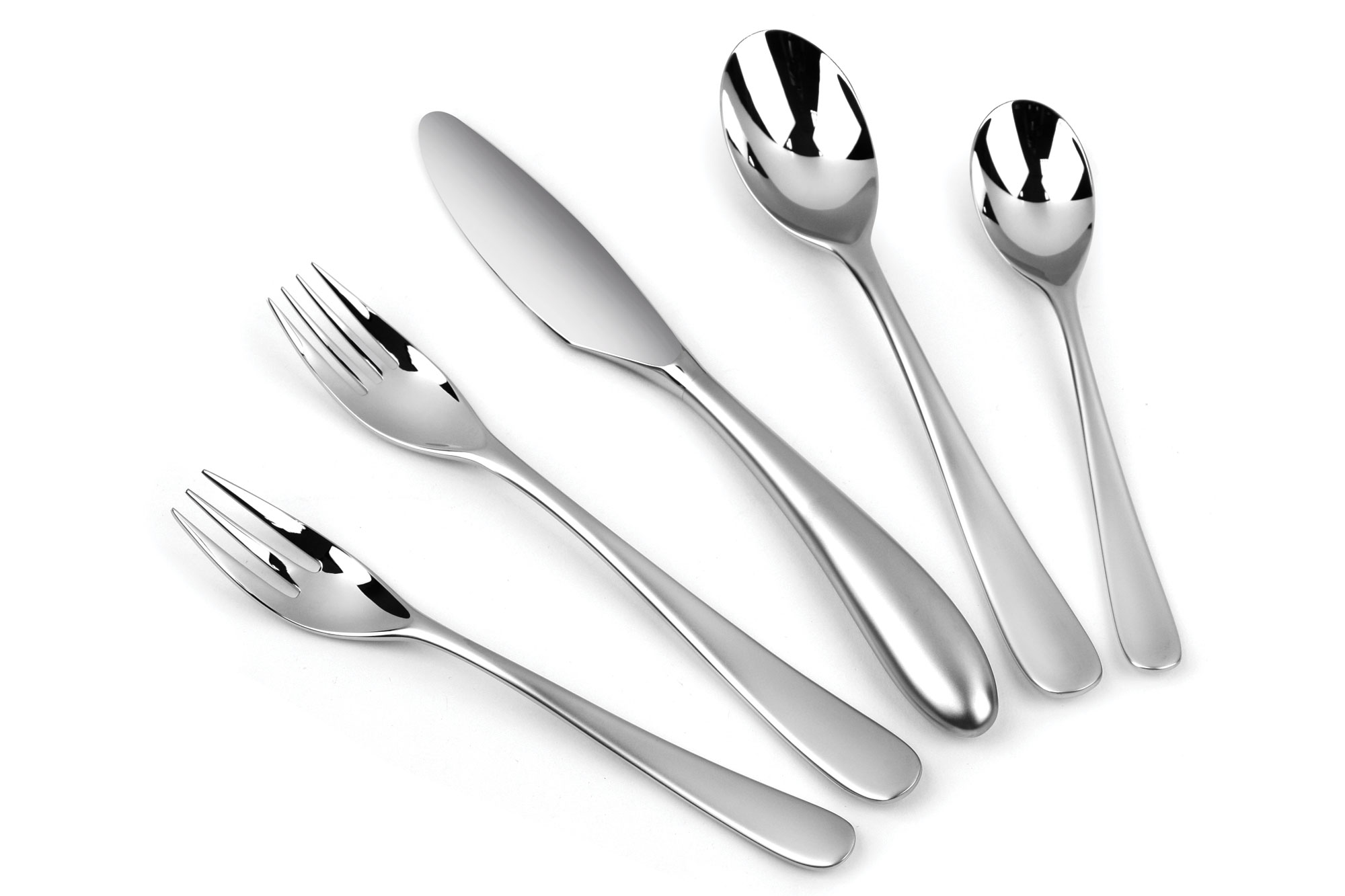Yamazaki Aquatique Ice Stainless Steel Flatware Set 20