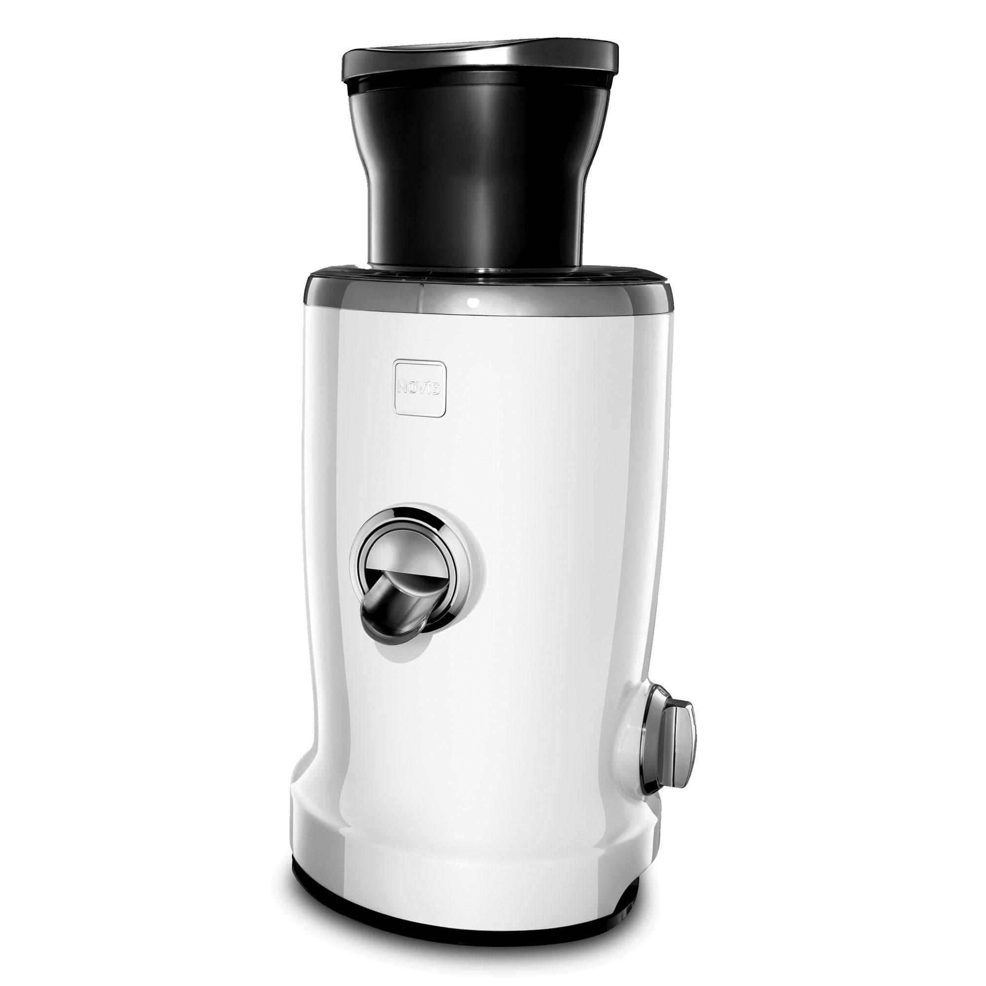 novis vita juicer white cutlery and more. Black Bedroom Furniture Sets. Home Design Ideas