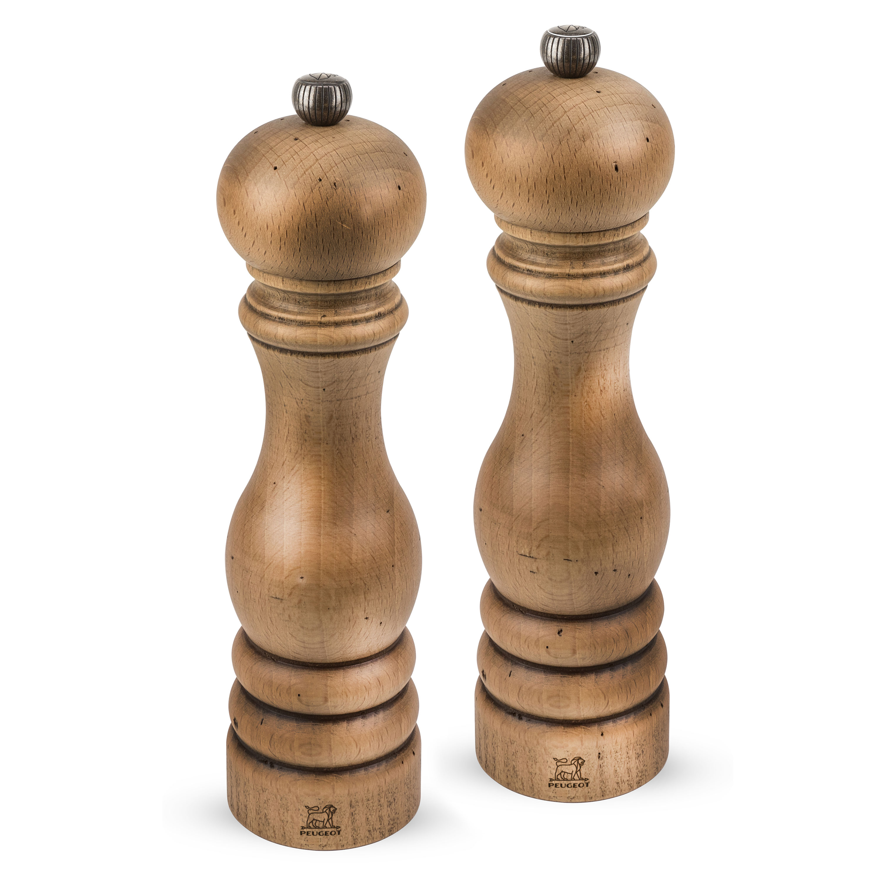 peugeot paris salt pepper mill set antique cutlery and more. Black Bedroom Furniture Sets. Home Design Ideas