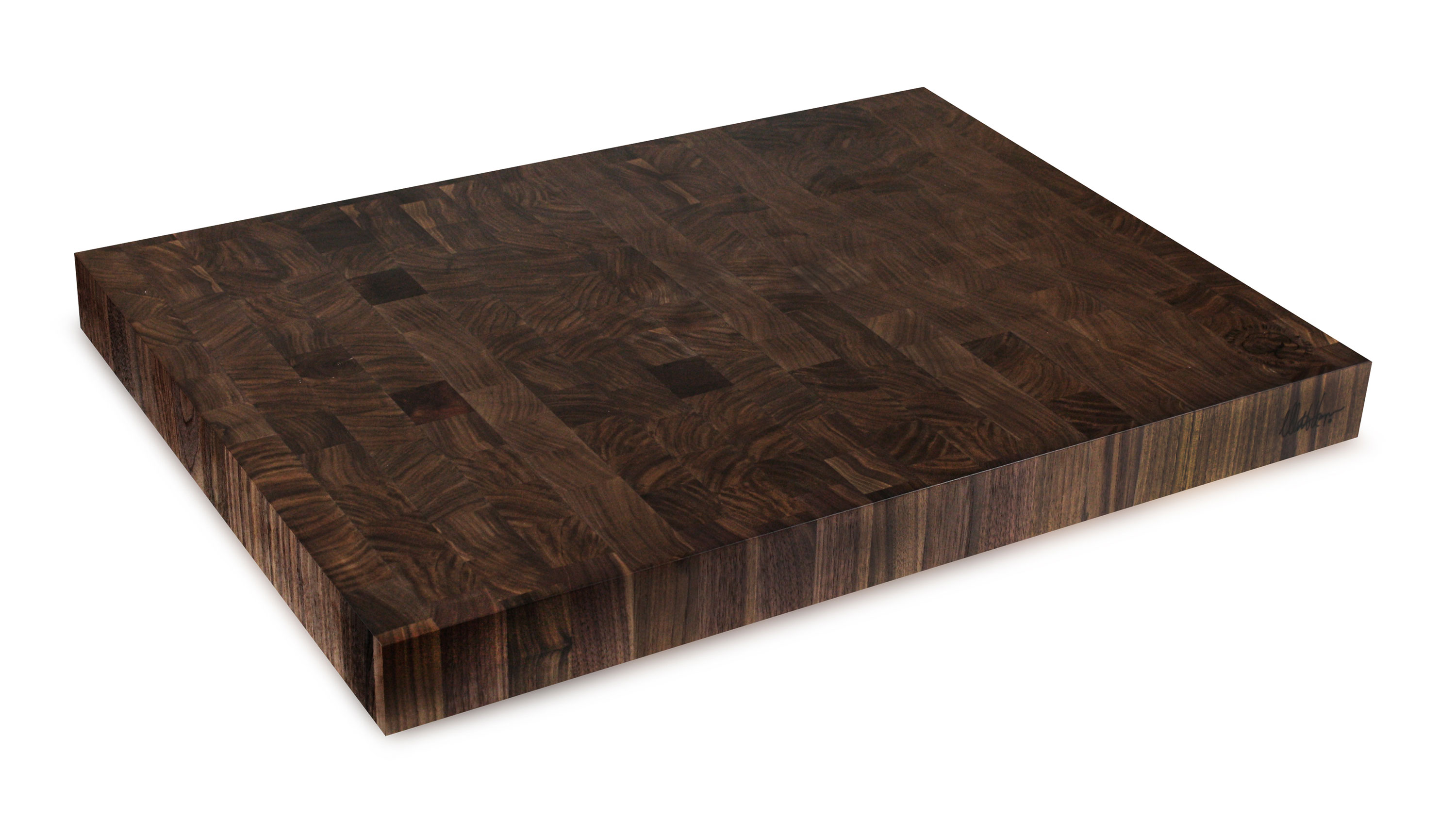Cotton And Dust The Hannah Grace End Grain Cutting Board
