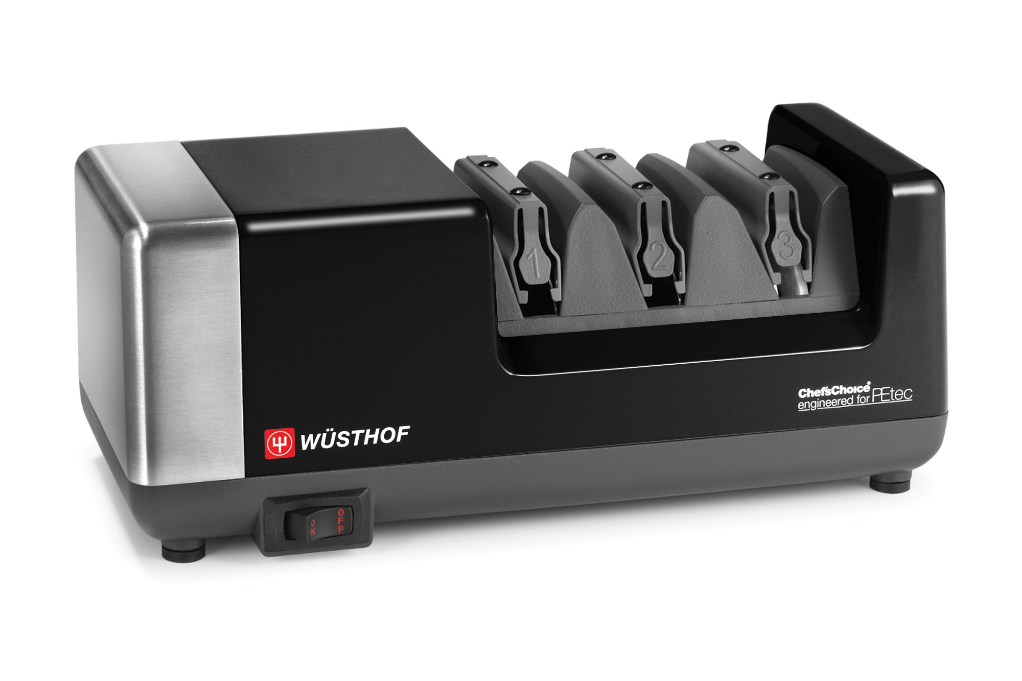Wusthof Electric Knife Sharpener Black Cutlery And More