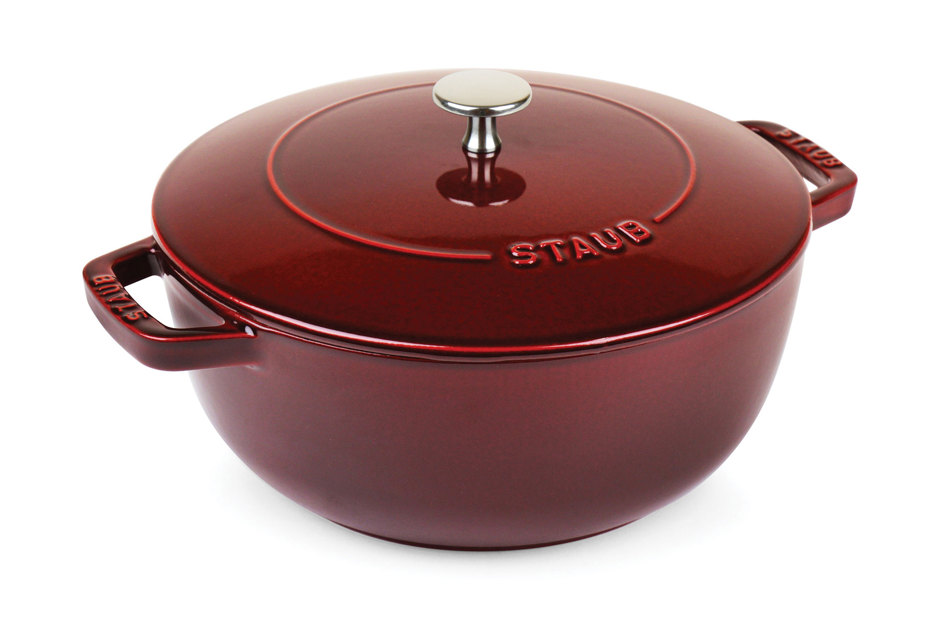 Staub Essential French Oven 3 75 Quart Grenadine