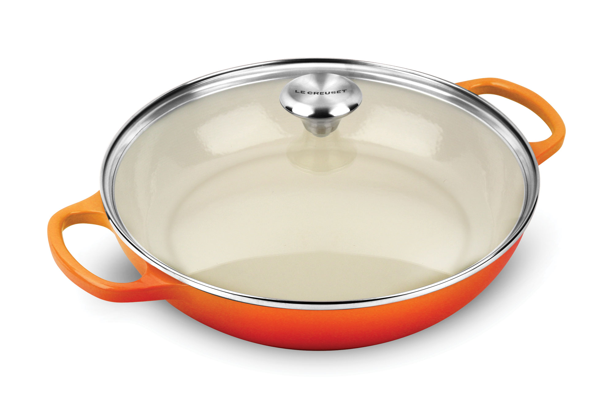le creuset signature cast iron buffet casserole with glass lid 3 5 rh cutleryandmore com le creuset buffet casserole 26cm le creuset buffet casserole review