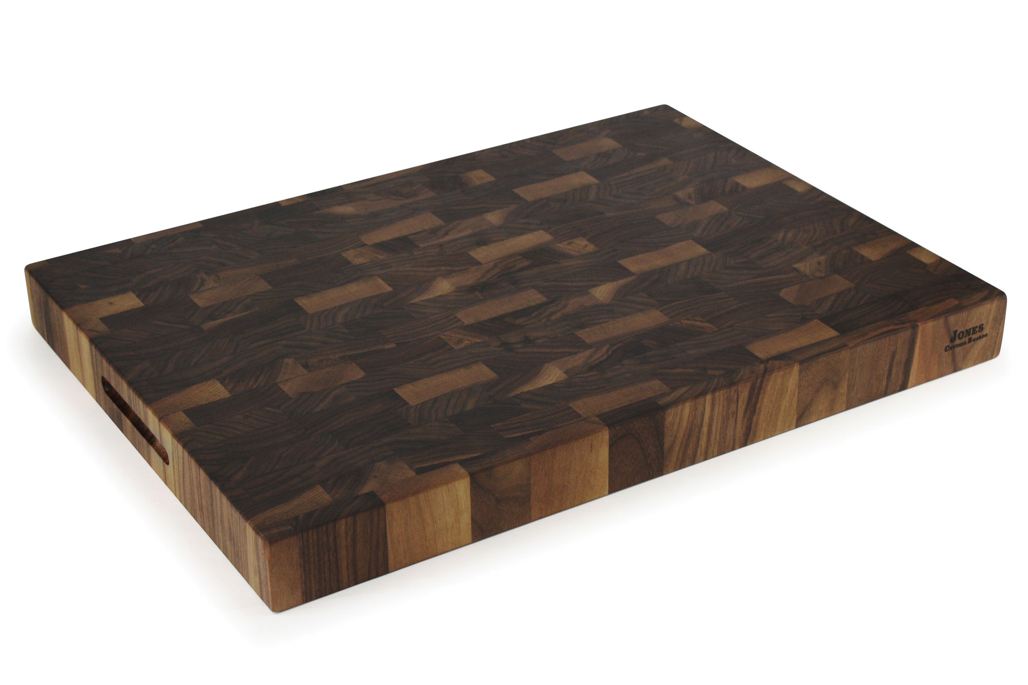 Jones Walnut End Grain Cutting Board 22x16x2 Quot Cutlery
