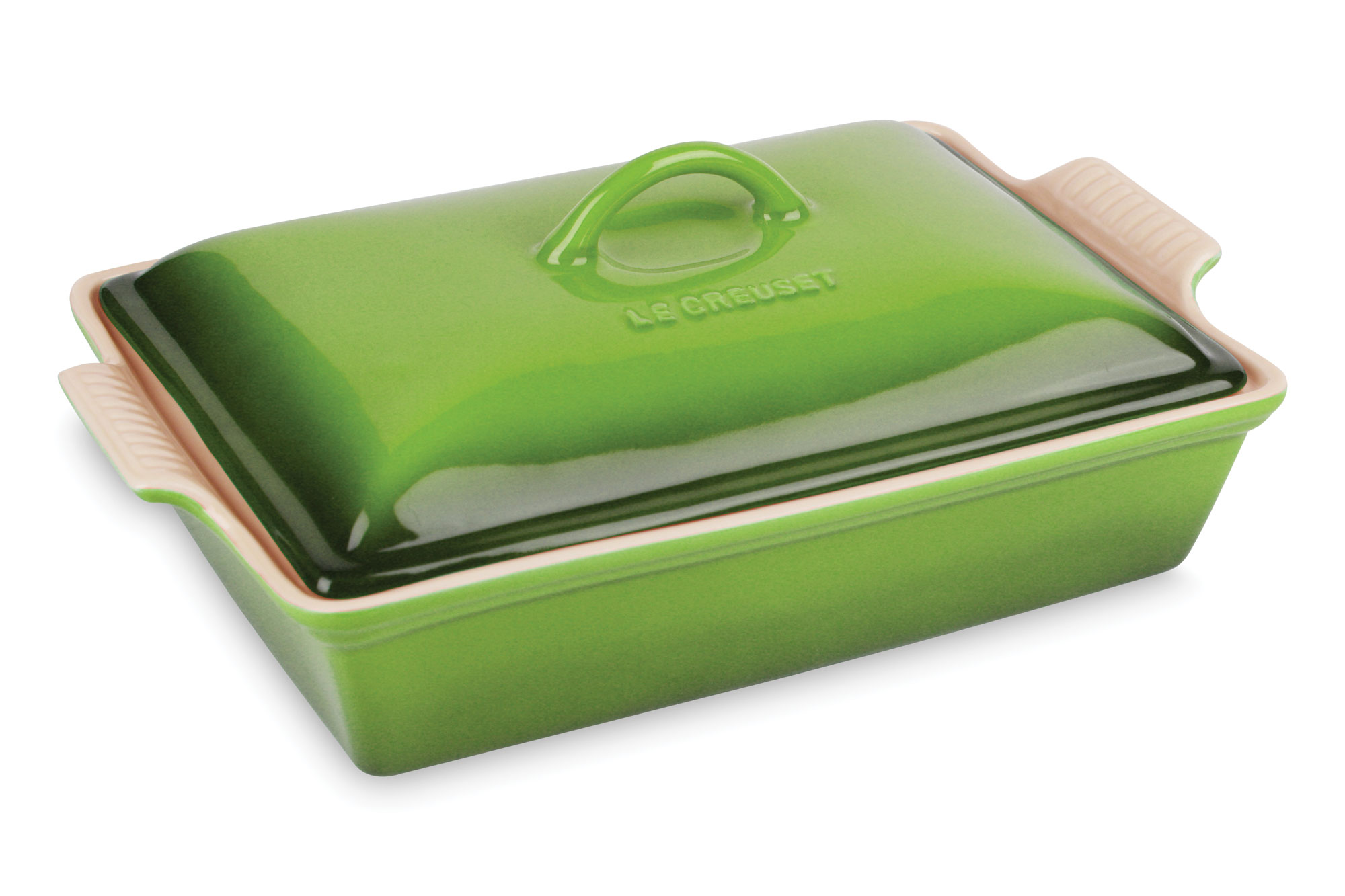 Le Creuset Stoneware Heritage Covered Rectangular Dish 4