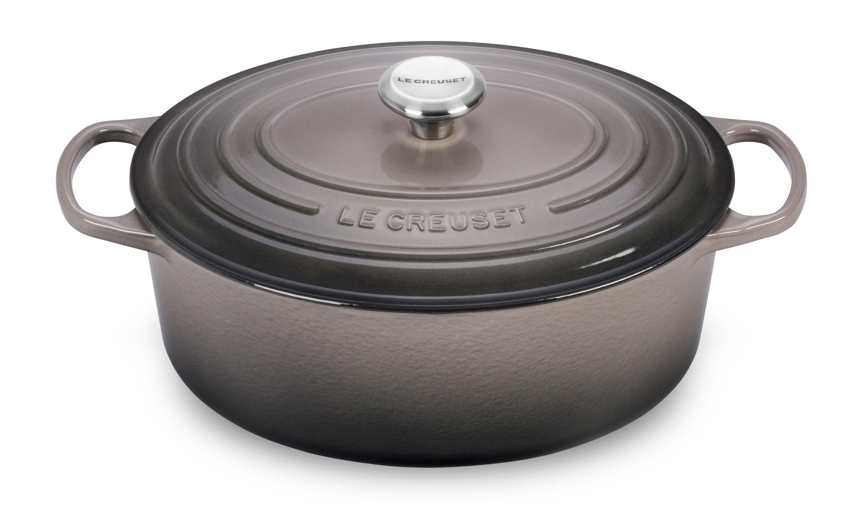 Le Creuset Signature Cast Iron 8 Quart Oval Dutch Ovens