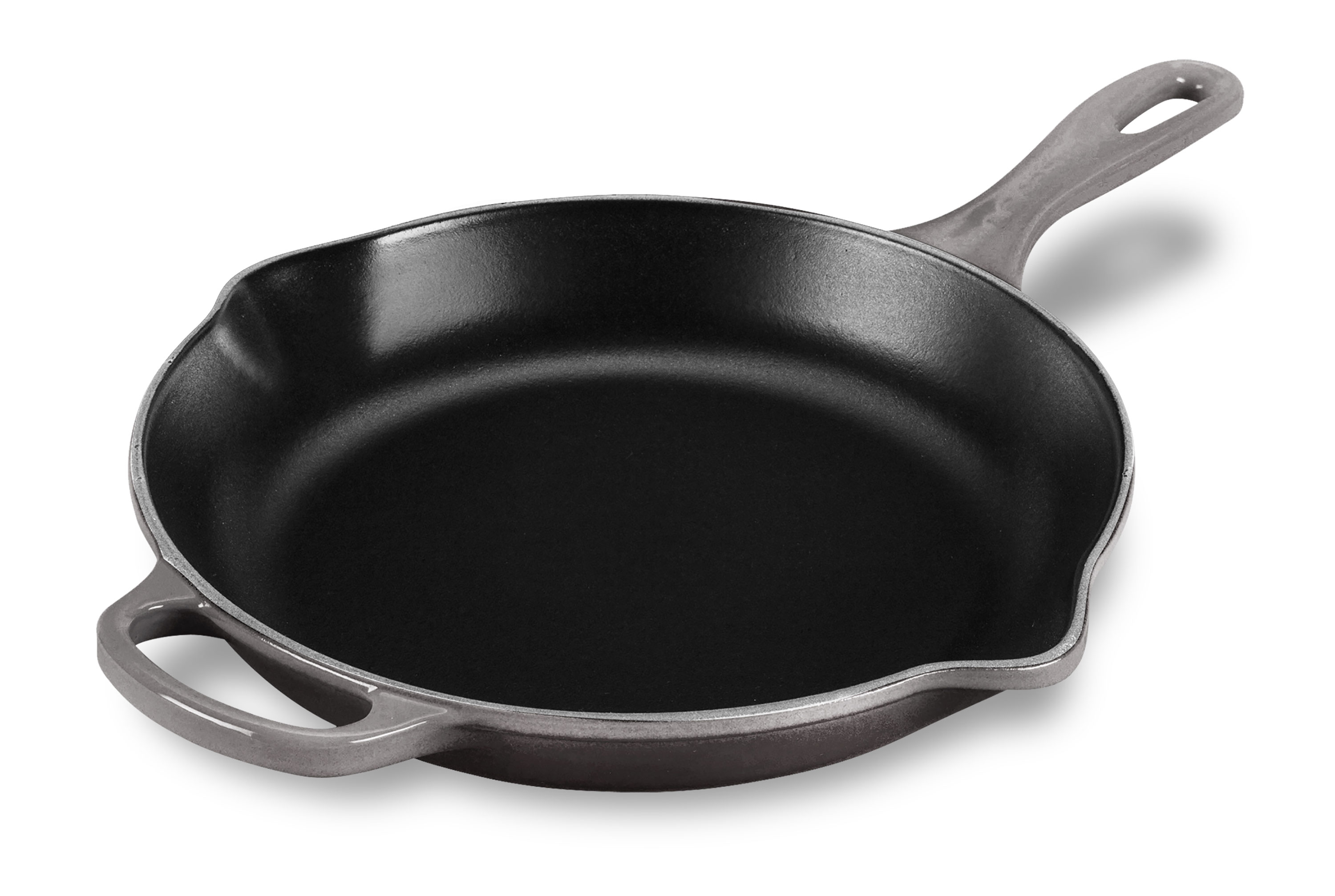 Le Creuset Signature Cast Iron Iron Handle Skillet 10 25 Oyster