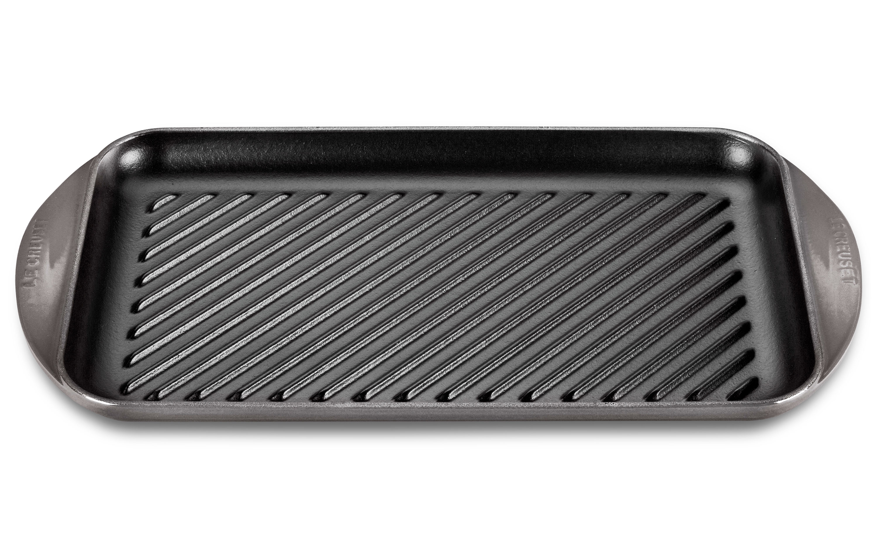 Le Creuset Cast Iron XL Double Burner Grill Pan 1575 x 9inch