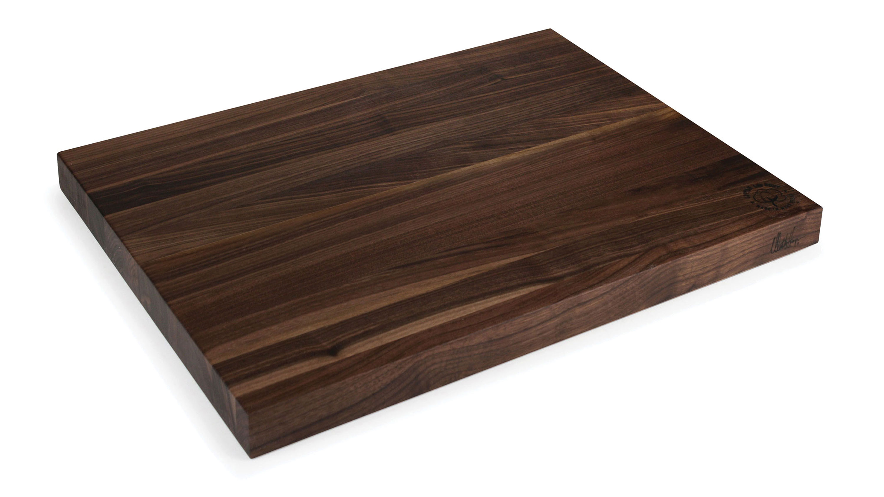Cotton And Dust Walnut Cutting Board Severyn 24x18 Inch