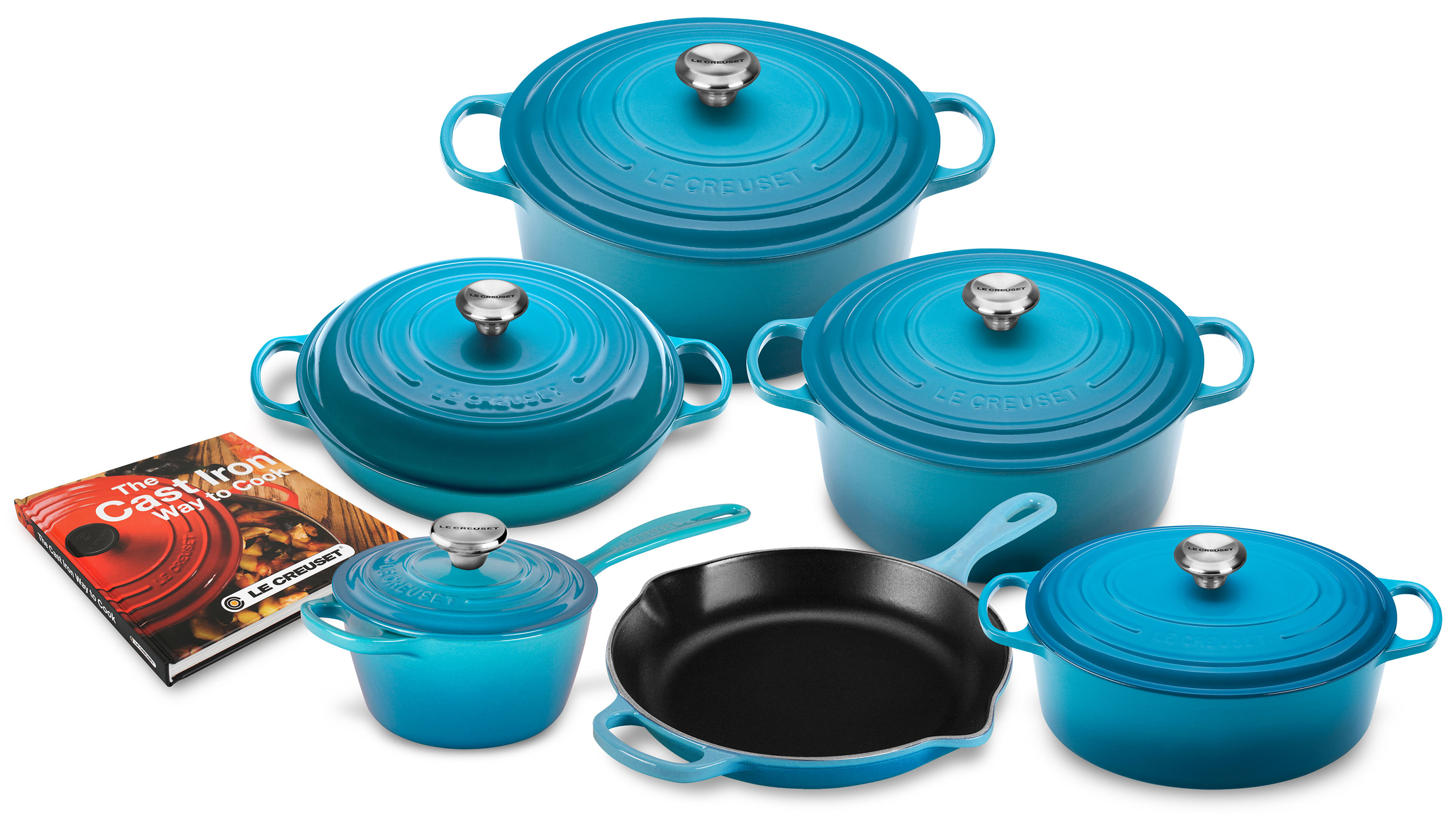 Cookware Dutch Ovens Skillets Sets Braisers and more
