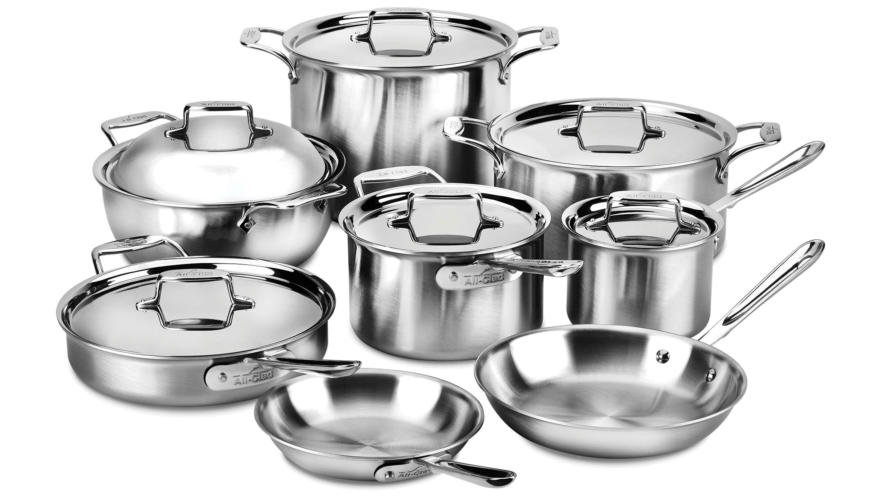 10 Quart Ceramic Pot Tramontina 8 Quart Stainless Steel