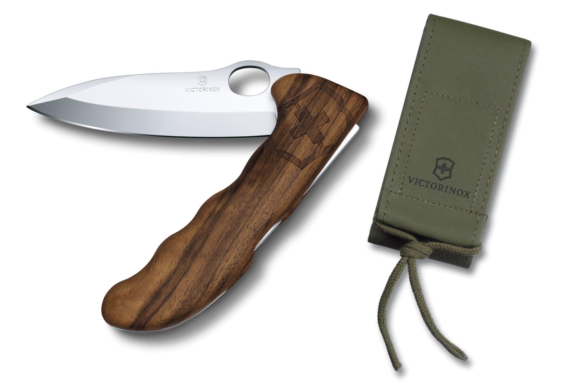Victorinox Swiss Army Hunter Pro Hardwood Pocket Knife