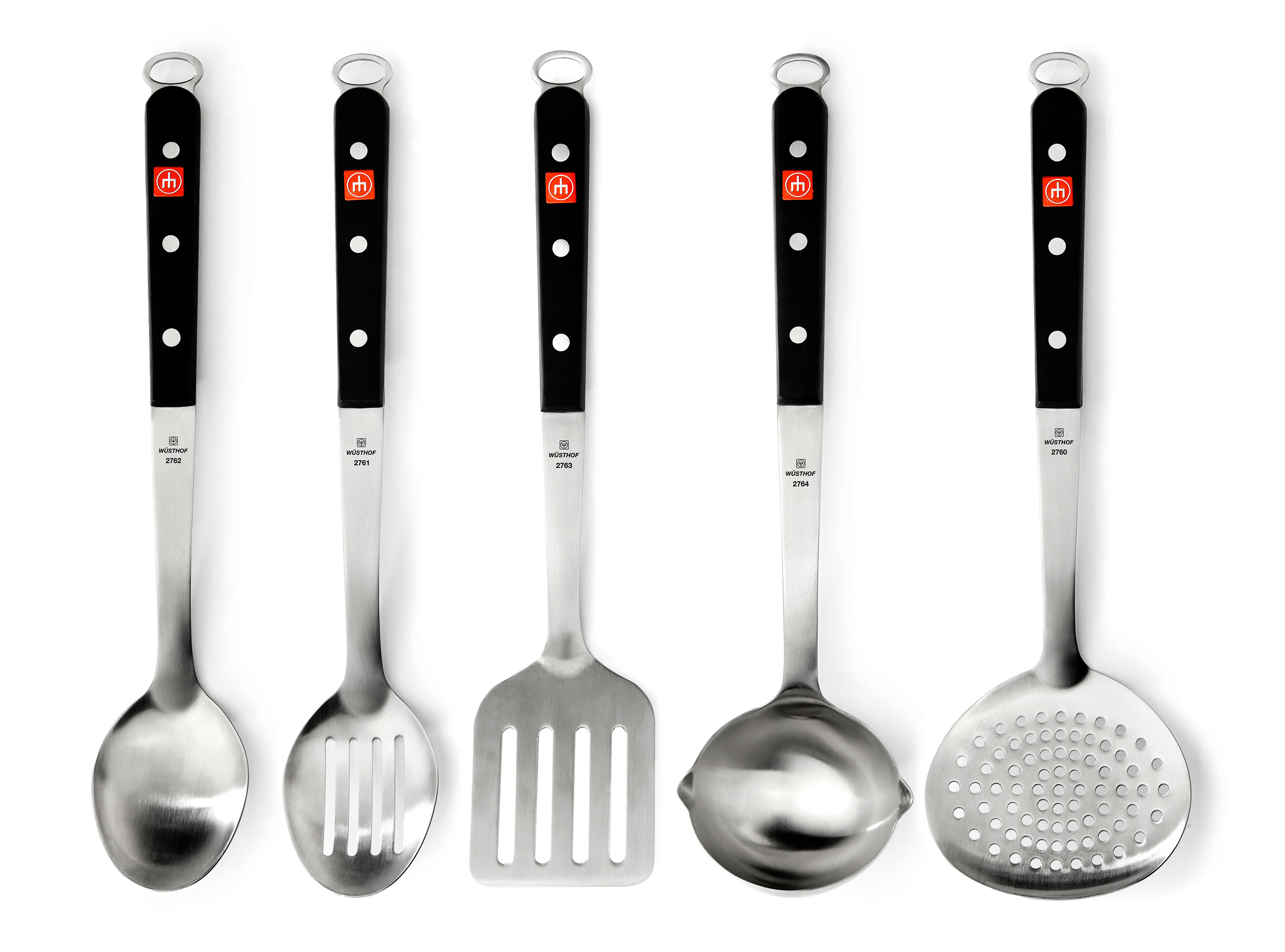 wusthof kitchen utensil set 5 piece tools cooking utensils