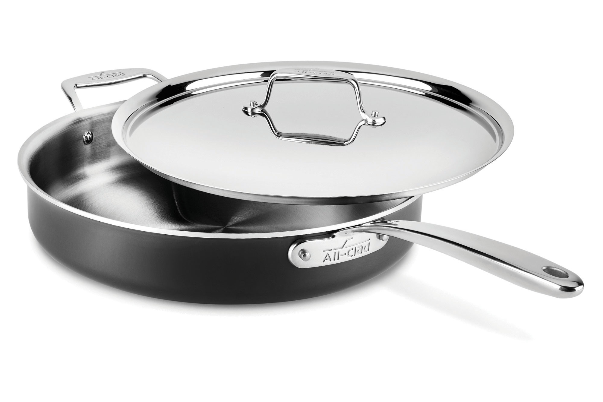 All Clad Ltd Saute Pan 6 Quart Cutlery And More