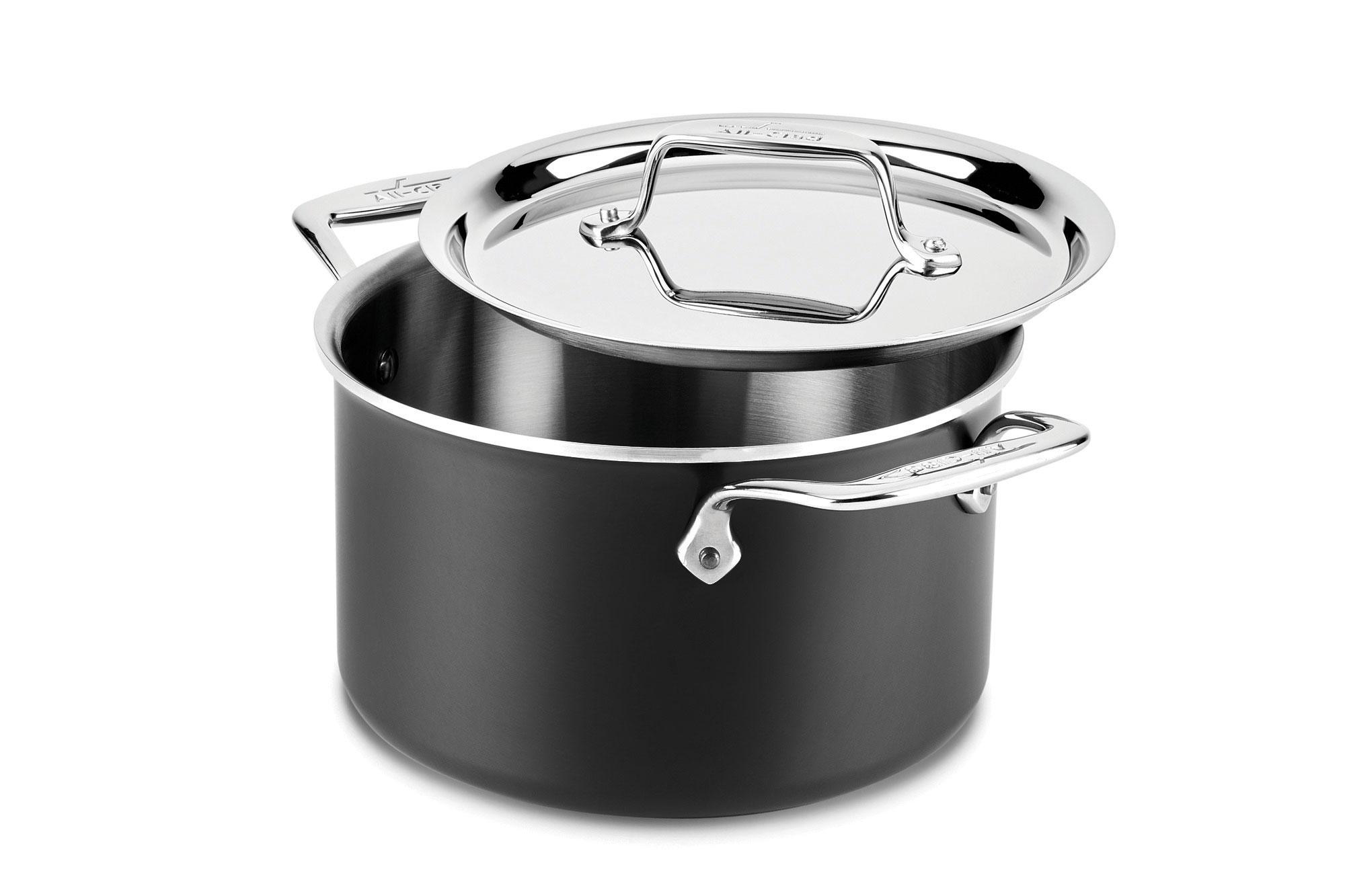 All Clad Ltd Soup Pot 4 Quart Cutlery And More