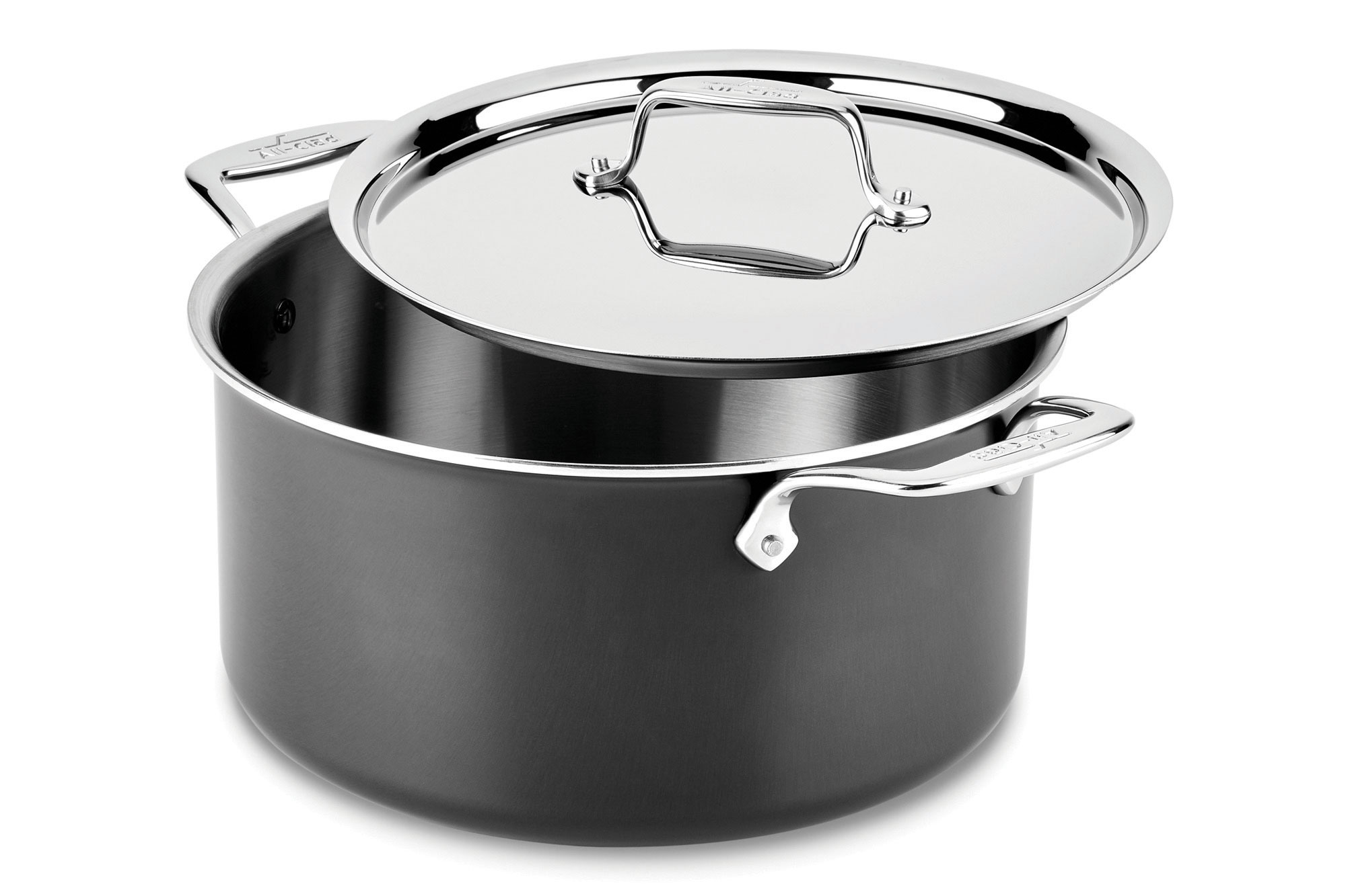 All Clad Ltd Stock Pot 8 Quart Cutlery And More
