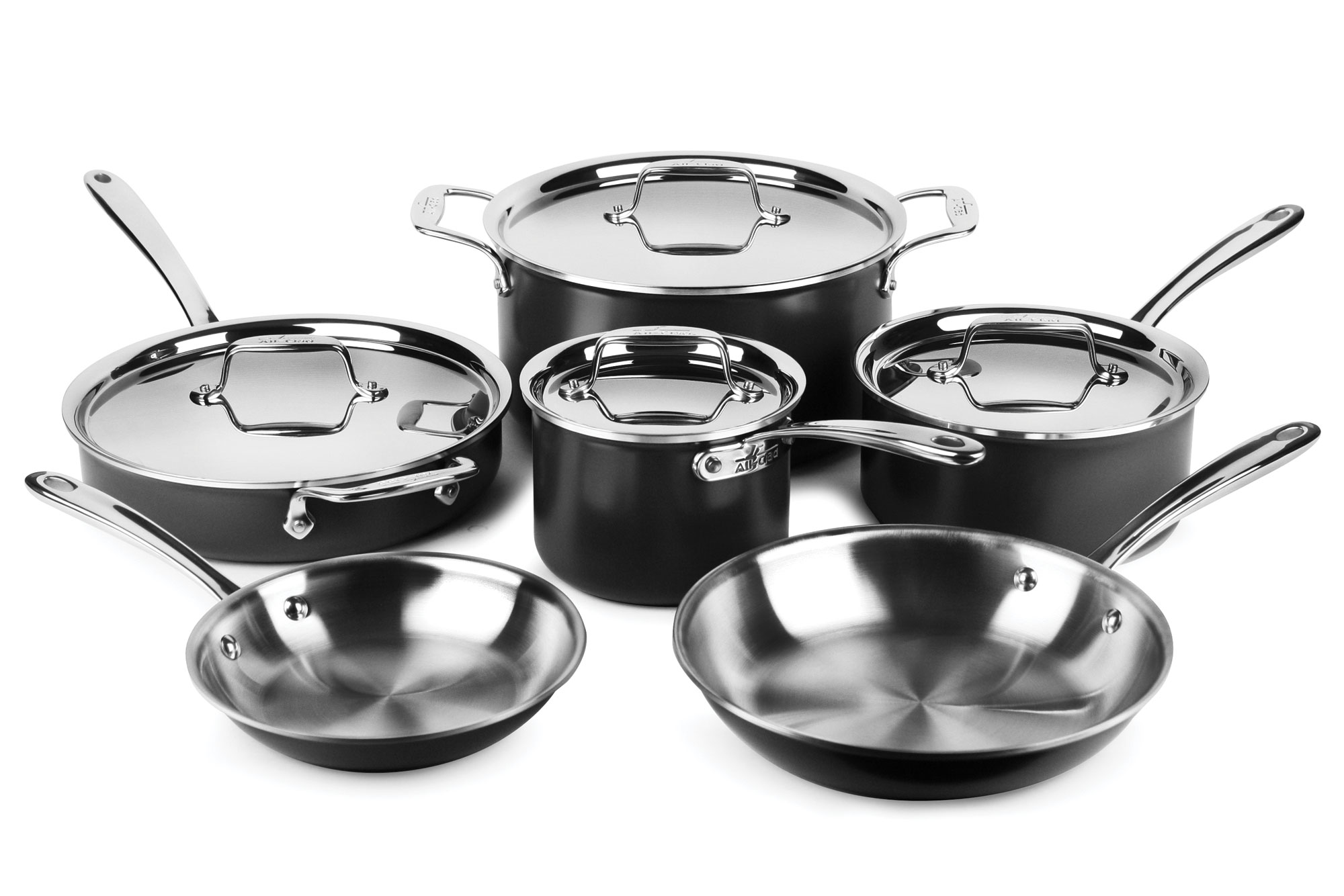 All Clad Ltd Cookware Set 10 Piece Cutlery And More