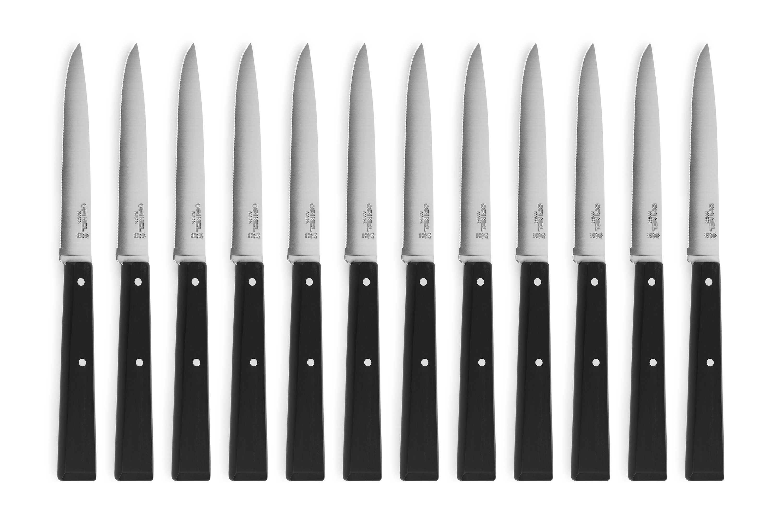 Opinel Bon Appetit Pro Steak Knife Set 12 Piece Cutlery