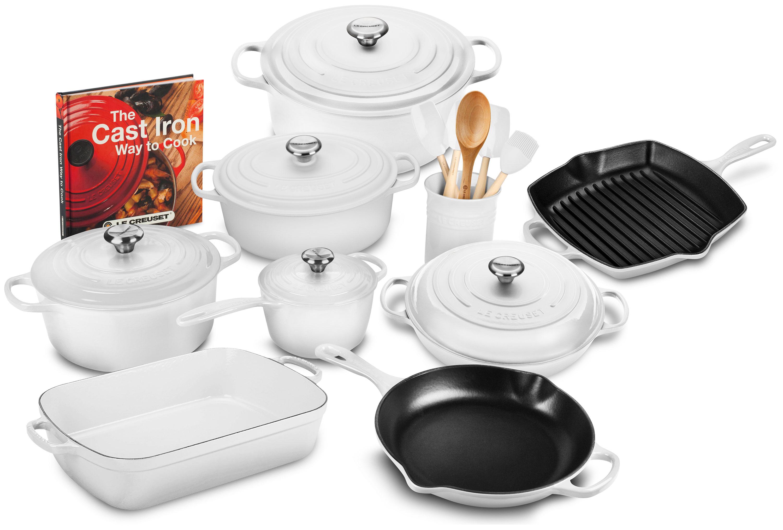 Le Creuset Signature Cast Iron Cookware