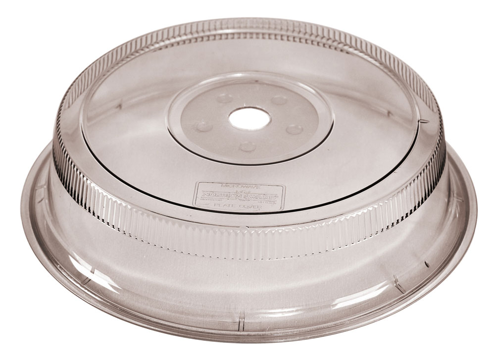 Nordicware Microwave Cookware Round Deluxe Plate Cover 11