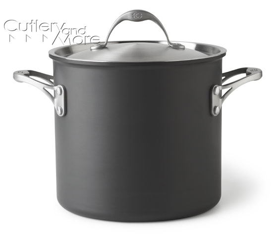 Calphalon One Infused Anodized Stock Pot 8 Quart