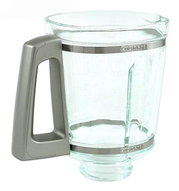 Cuisinart Replacement Glass Blender Jar 50 Ounce