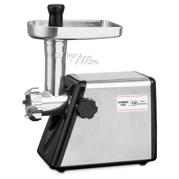 Waring Pro Stainless Steel Meat Grinder Cutlery And More