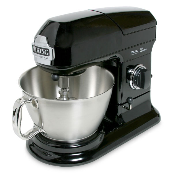 Viking Stand Mixer 5 Quart Black Cutlery And More