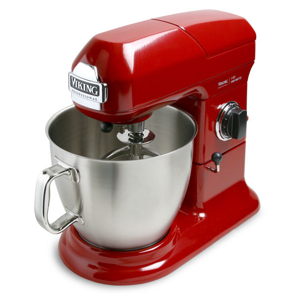 Viking Stand Mixer 7 Quart Bright Red Cutlery And More